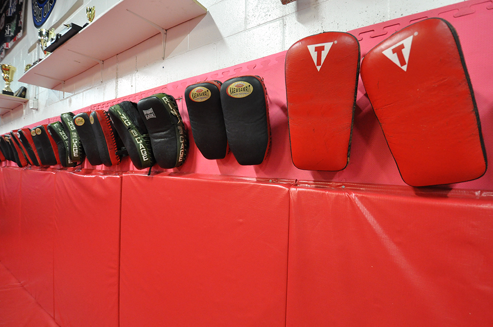 Mauy Thai Training Gear